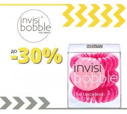 Скидки от Invisibobble