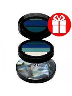 Ecailles Luxury Edition Eye Palette by Giorgio Armani - Четырехцветная палетка теней для глаз от Армани, 2г