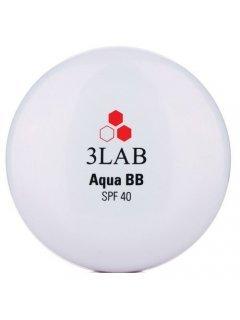 3Lab BB Aqua SPF40 - Компактный крем, 28 г (14 г + 14 г)