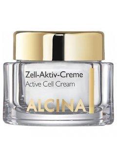 ALCINA Zell-Aktiv-Creme - Крем для лица клеточно-активный антивозрастной с пептидами