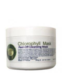 Alginate Chlorophyll Peel-Off Cleansing Mask Алессо - Маска альгинатная с хлорофилом очищающая