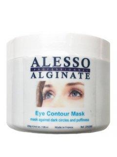 Eye Contour Mask Алессо - Маска альгинатная для контура глаз против темных кругов и отеков