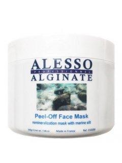 Alginate Peel-Off Face Mask Remineralization With Marine Silt Алессо - Маска альгинатная с морским илом