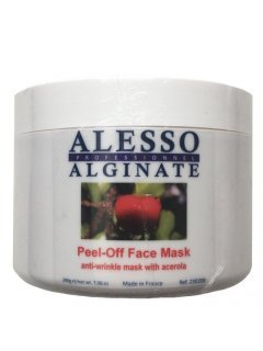 Alginate Anti-Wrinkle Peel-Off Face Mask With Acerola Алессо - Альгинатная маска против морщин с Ацеролой