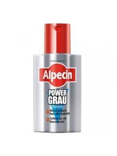 Power Grau Shampoo Альпецин - Шампунь для седых волос