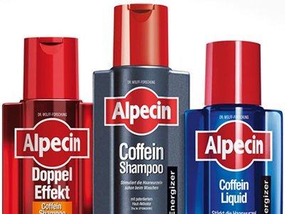 Мужская косметика для волос Alpecin