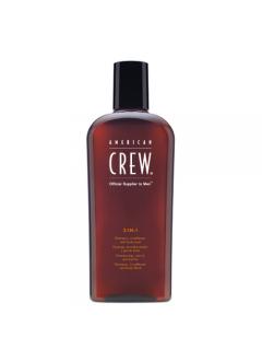 Classic 3-in-1 Shampoo, Conditioner and Body Wash Американ Крю - Средство по уходу за волосами и телом