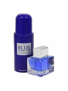 Antonio Banderas Blue Seduction  - Набор edt + deo