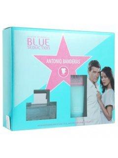 Antonio Banderas Blue Seduction woman - Набор
