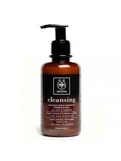 Cleansing Foam for All Types Of Skin Апивита Клинсинг - Очищающая пенка для лица и глаз всех типов кожи
