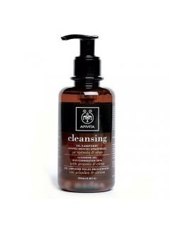 Cleansing Gel for Oily and Mixed Skin Апивита Клинсинг - Очищающий гель для жирной и комбинированной кожи лица