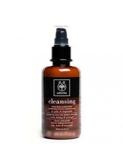 Cleansing Milk for Normal and Dry Skin Апивита Клинсинг - Очищающее молочко для нормальной и сухой кожи с медом и апельсином