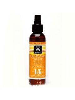 Sun Care Oil Апивита Сан Кеа - Масло для загара SPF15