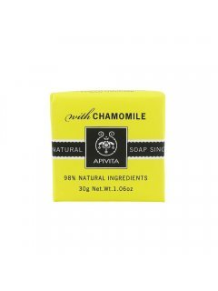 Natural Soap Chamomile Апивита - Натуральное мыло с экстрактом ромашки