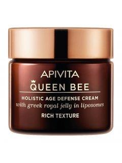 Queen Bee Rich Cream Апивита Квин Би Рич - Насыщенный крем против морщин для повышения упругости кожи