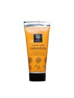 Body Cream Calendula Апивита - Крем для тела с экстрактом календулы