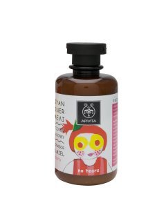 Babies & Kids Natural Shampoo & Conditioner Pomegranate & Honey Апивита - Кондиционер и шампунь с экстрактом граната и мёда