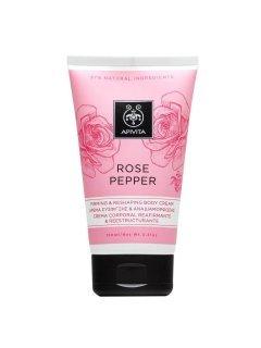 Rose & Pepper Апивита Роза и Перец - Корректирующий крем для тела