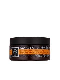 Royal Honey body scrub Апивита Боди Кеа - Скраб для тела с морской солью