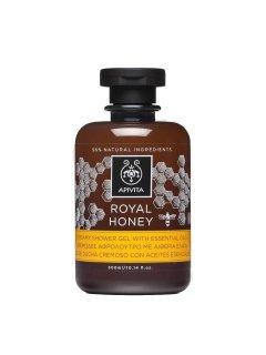 Royal Honey shower gel Апивита Боди Кеа - Крем-гель для душа с эфирными маслами