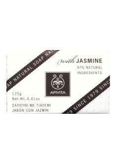 Natural Soap Jasmine Апивита - Натуральное мыло с экстрактом жасмина