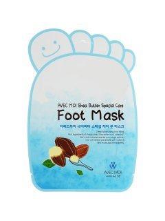Avec Moi Shea Butter Special Care Foot Mask - Специальный уход для ног