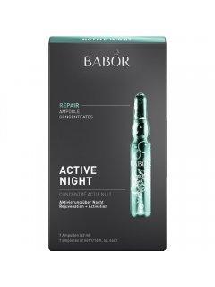 Babor Ampoule Concentrates Active Night - Ампулы Ночная Регенерация