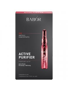 Babor Ampoule Concentrates SOS Active Purifier  - Ампулы для проблемной кожи лица