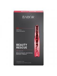 Babor Ampoule Concentrates SOS Beauty Rescue  - Восстанавливающие ампулы для лица
