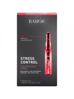 Babor Ampoule Concentrates SOS Stress Control  - Ампулы для лица Контроль стресса