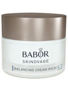 Babor Skinovage Balancing Cream Rich - Насыщенный балансирующий крем для комбинированной кожи