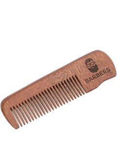Barbers Beard Comb - Гребешок для бороды и усов