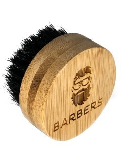 Barbers Round Beard Brush - Щётка для бороды