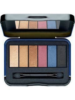 BeYu Be Fabulous Eyeshadow Palette - Набор теней для век, 6,5 г