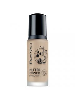 BeYu Nutri Power Foundation Long Lasting - Тональный крем, 30 мл