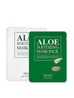 Benton Aloe Soothing Mask - Успокаивающая маска для лица