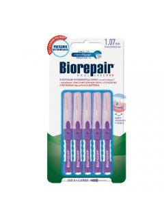 Interdental Brush Биорипэйр Интердентал Браш  - Интердентальная щетка с гидроксиапатитом, широкого диаметра, 1.07 мм