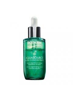 Biotherm Aquasource Aura Concentrate - Увлажняющая сыворотка для сияния кожи лица