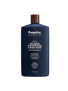 Esquire Grooming The 3-in-1 Hair & Body Эсквайр - Средство 3-в-1 для волос и тела