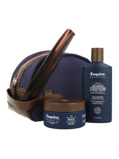 CHI Esquire Grooming Shower Basics KIT set - Базовый набор для душа