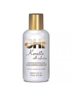 Keratin Silk Infusion Чи - Натуральный шелк