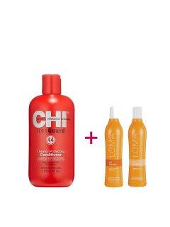 CHI44 Iron Guard Conditioner Чи - Кондиционер для волос