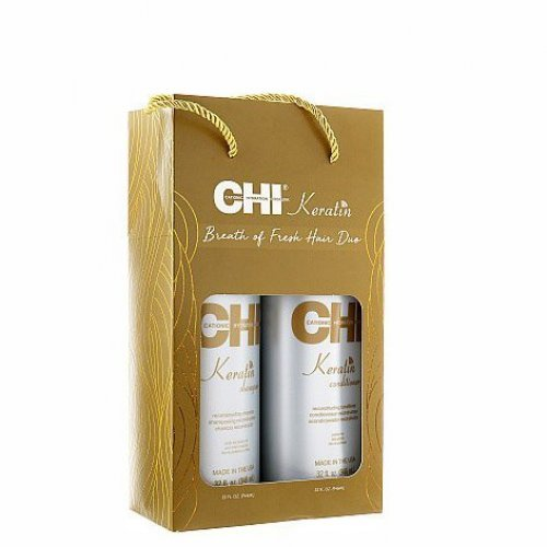 CHI Breath of fresh hair kit set - Набор Кератиновое восстановление