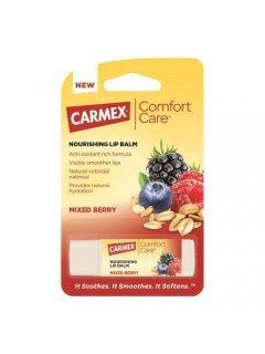 "Comfort Care Colloidal Oatmeal Lip Balm Mixed Berry Кармекс - Лечебный бальзам-стик для губ ""Ягодный микс"""