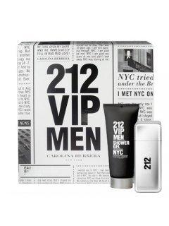 212 VIP Men set Каролина Эррера 212 Вип Мен - Мужской подарочный набор