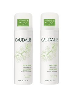 "Caudalie (water/200ml + water/200ml) - Набор ""Двойная виноградная вода"""