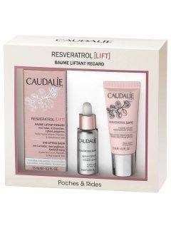 Caudalie Resveratrol Lift Set Eye - Набор для лифтинга глаз