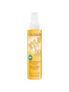 Caudalie Soleil Divin Solaire Milky Sun Spray SPF 50 SPF50 - Солнцезащитный крем-молочко SPF 50