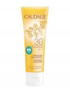 Caudalie Soleil Creme Visage Anti Rides SPF 30 - Крем солнцезащитный для лица