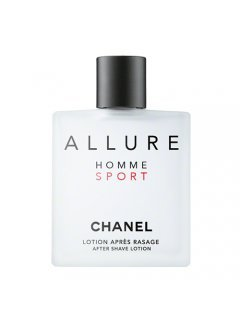 Allure Homme Sport after shave lotion Шанель Алюр Ом - Лосьон после бритья
